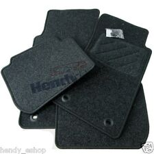 New! GENUINE FORD ESCORT COSWORTH MATS ALL MODELS 1992 - 1996 **RARE**