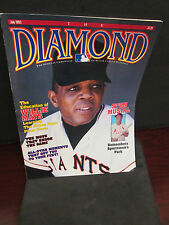 WILLIE MAYS- THE SAY HEY KID- ON THE DIAMOND JULY 1993