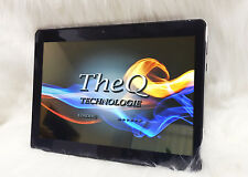 TheQ Metall Tablet PC TP42 3G Dual Sim Quad-Core 10 Zoll 2GB+80GB Handy Schwarz