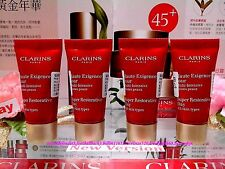 "[CLARINS] ""Super Restorative Day Cream"" (5mlx4)  All Skin Type F/POST!! Exp:2018"