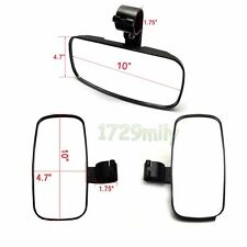"1.75"" Rear and Side View Mirror for Polaris RZR XP900 XP1000 XP 1000 XC XP 4"