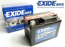 BRAND NEW EXIDE YTX4L-BS BATTERY 12V 3Ah MOTORCYCLE SCOOTER