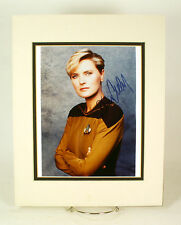 Denise  Crosby  Star Trek The Next Generation Autograph Signed photo With COA