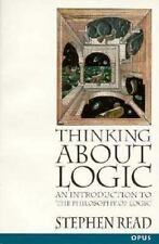 Thinking About Logic: An Introduction to the Philosophy of Logic (OPUS)