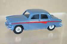 DINKY 176 AUSTIN A105 SEDAN GREY RED RESTORED mv
