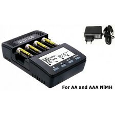 Maha Powerex MH-C9000 charger-analyzer for AA AAA NK022 AT