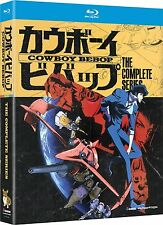 Cowboy Bebop: The Complete Anime TV Series Funimation BluRay Collection NEW!