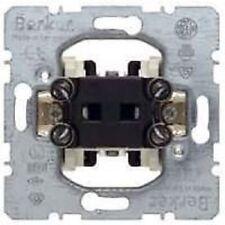 Kreuzschalter BERKER 3037 Wipp-Tast-Schalter uP