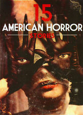 American Horror Stories: 15 Movies, Good DVD, ,