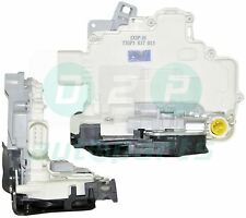 For Seat Leon 1P1 (2005-2015) Front Left Door Lock with Central Locking System