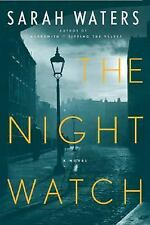 Sarah Waters~THE NIGHT WATCH~SIGNED 1ST/DJ~NICE COPY