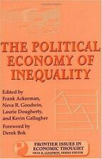 The Political Economy of Inequality (Frontier Issues in Economic Thought, 5)