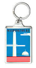 WASHINGTON DC USA SERIES KEYRING SOUVENIR LLAVERO