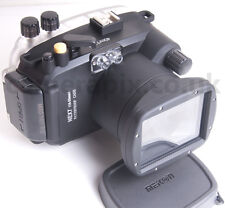 Underwater Housing for Sony NEX-7 18-55mm Scuba Diving waterproof hard case nex7