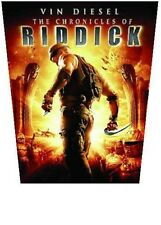Chronicles of Riddick (DVD, 2004, Full Frame) WORLDWIDE SHIP AVAIL!