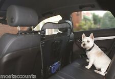 Car Pet Barrier for between Car Seats [PET4] Easy Fold and Storage