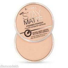 RIMMEL stay matte long lasting pressed powder in 002 pink blossom - 14g