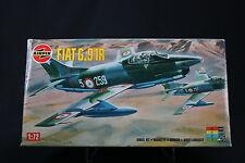 XK065 AIRFIX 1/72 maquette avion FIAT G.91R 01026