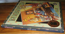 BAMBOOZLED  David Legge G♥RGE♥US pics  Visual Jokes! HILARI♥US  HARDcover UNread