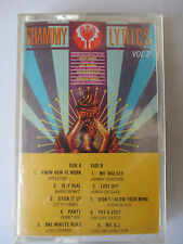 GRAMMY LYRICS VOL 2  VARIOUS ARTISTS - REGGAE CASSETTE TAPE VP RECORDS -NEW