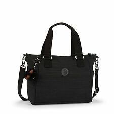 BNWT Kipling AMIEL Shoulder/Across Body Handbag DAZZ BLACK - Fall 2016 RRP £65
