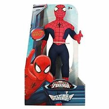 Nouveau Ultimate Spiderman flying amis parler soft figure