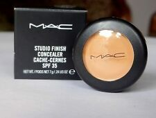 MAC STUDIO FINISH CONCEALER NC30 cache-cernes spf35 net wt.7g/24 US OZ FREE SHIP