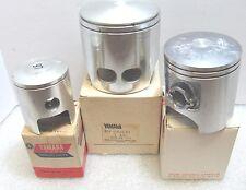 NOS OEM Yamaha Piston 3N8-11636-10-00  2nd OS
