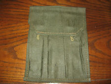 Polish ppsh pps-43 triple mag pouch canvas web 7.62x25 pps