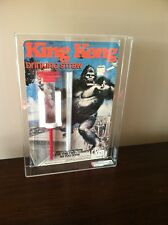 MEGO KING KONG Drinking Straw  AFA Highest Graded -HOLY GRAIL! -Unpunched-