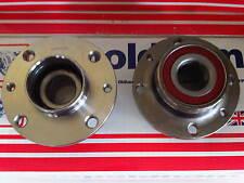 FIAT PUNTO MK1 MK2 1.1 1.2 1993-05 2X ROULEMENT DE ROUE ARRIÈRE / MOYEU NON-ABS