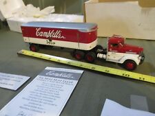 1939 Peterbilt Campbell's Soup Tractor Trailer MATCHBOX COLLECTIBLES DYM38337