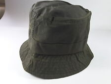 Barbour wax hat