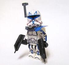 LEGO Custom Clone Trooper Captain Rex v2 Phase 2 Jetpack 75012 mini figure