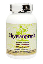 Chywanprash Capsule (Natural Nutritional Food) 90 Vege Capsules, 800 mg Each