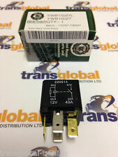 Land Rover Freelander Horn Relay (replaces Yellow type) Quality Bearmach Part