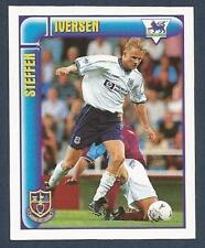 MERLIN 1998-PREMIER LEAGUE 98- #437-TOTTENHAM HOTSPUR & NORWAY-STEFFAN IVERSEN