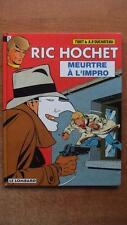 RIC HOCHET T. 53 : MEURTE A L'IMPRO - E.O. - TIBET - DUCHATEAU - LE LOMBARD 1994