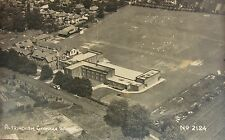 AERIAL VIEW OF ALTRINCHAM GRAMMAR SCHOOL CHESHIRE EARLY RP PC