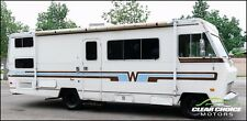 1982 WINNEBAGO BRAVE 26' CLASS A RV MOTORHOME - SLEEP 6 - RUNS GREAT - LOW MILES