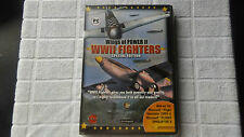WINGS OF POWER II 2 WWII FIGHTERS SPECIAL PC SEALED ( add-on flight X & 2004 )