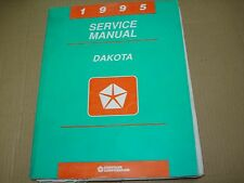 1995 Dodge Dakota Service Manual