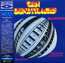 CAN Soundtracks (1970) Japan Mini LP Blu-spec CD PCD-18603