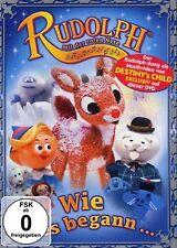 Rudolph mit der roten Nase Wie Alles begann - DVD - OVP - NEU