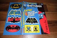 BATMAN  #  28 / 1999 -- KRIEG in GOTHAM / mit: 60 Jahre Batman Jubiläum Stickern