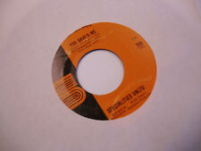 Specialities Unltd You Save'd Me/Hold On To Your Man 45 RPM Sack Records VG+
