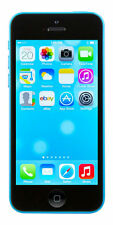 Apple  iPhone 5c - 8 GB - Blue - Factory Unlocked (Imported)