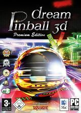 Dream Pinball 3D [PC | MAC Retail] - Multilingual [E/F/G/I/S]