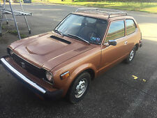 1979 Honda Civic 1200 Hatchback 3-Door