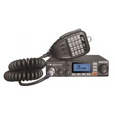 POSTE CB EMETTEUR RECEPTEUR CRT MEGAPRO AM/FM 40 CANAUX ALIMENTATION 12V ou 24V